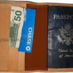 12-New-USA-Leather-passport-case-wallet-credit-ATM-card-case-ID-holder-Brand-NWT-264751507110-10