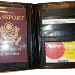 12-New-USA-Leather-passport-case-wallet-credit-ATM-card-case-ID-holder-Brand-New-254672381556-2