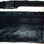 2-Flat-Leather-waist-pouch-waist-bag-leather-bag-Fanny-pack-Flat-pack-BNWT-264787759209-12