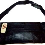 2-Flat-Leather-waist-pouch-waist-bag-leather-bag-Fanny-pack-Flat-pack-BNWT-264787759209-2