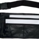 2-Flat-Leather-waist-pouch-waist-bag-leather-bag-Fanny-pack-Flat-pack-BNWT-264787759209-6