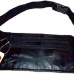 2-Flat-Leather-waist-pouch-waist-bag-leather-bag-Fanny-pack-Flat-pack-BNWT-264787759209-9